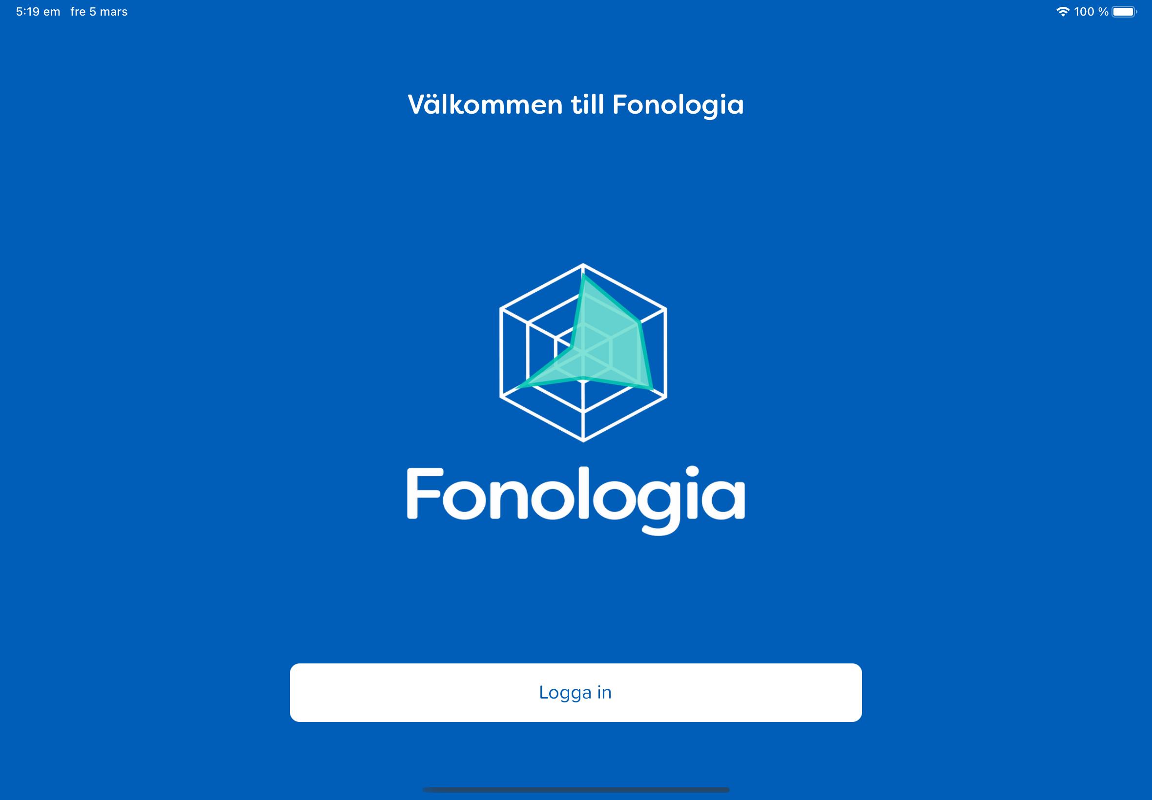 Fonologia case study